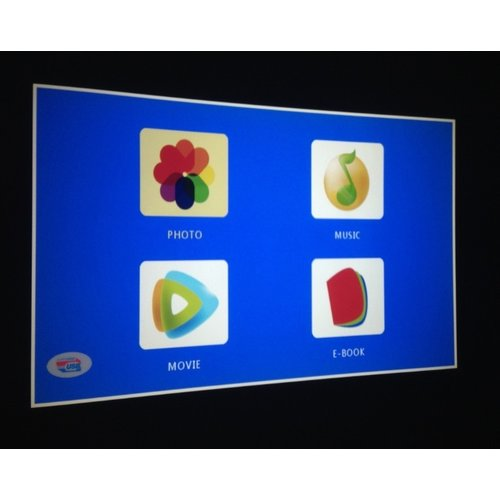 Mini LED LCD Projector