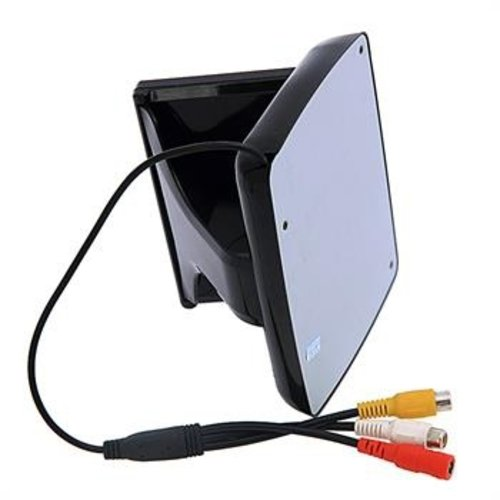 Opvouwbaar 4.3 inch TFT LCD kleuren scherm voor achteruit camera
