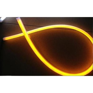 Super  LED tube 60cm Geel/Amber(2x)