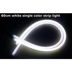 Super DRL LED tube 45cm wit