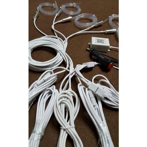 5 delig Bluetooth RGB MMA wire