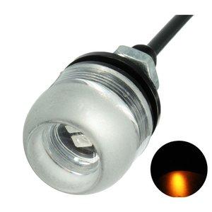 Eagle eye 5630SMD LED 16mm set a 2 stuks kleur: geel/amber