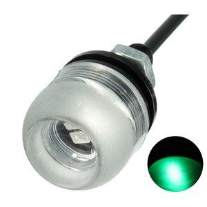 Eagle eye 5630SMD LED 16mm set a 2 stuks kleur: groen