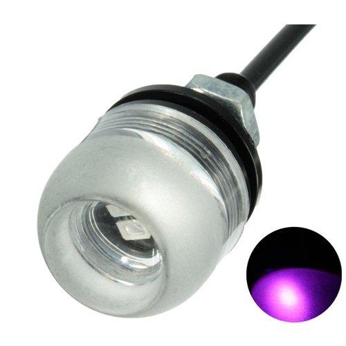 Eagle eye 5630SMD LED 16mm set a 2 stuks kleur: paars/lila/roze