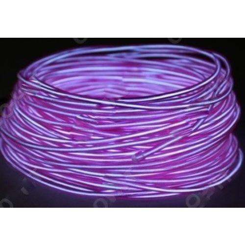 EL wire paars