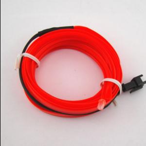 EL wire Rood 4m