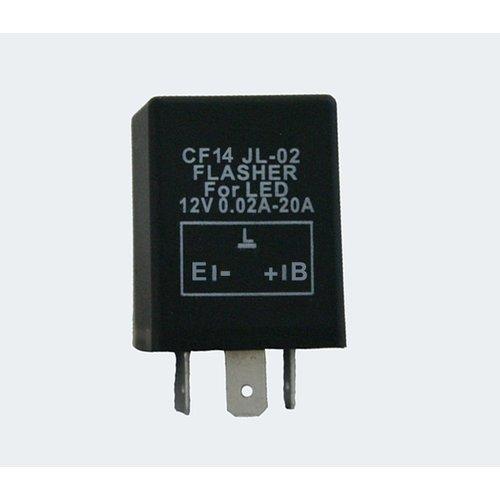 CF14 JL-02 LED knipperlicht relais
