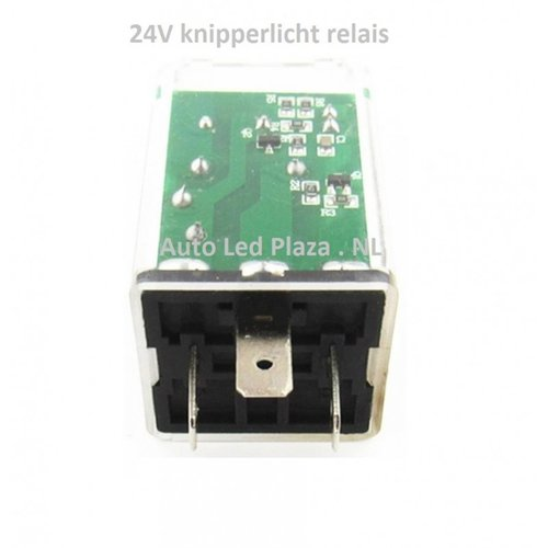 24V universeel 3 pins led knipperlicht relay