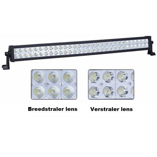 LED balk 80cm 180W breed -en verstraler (combo)