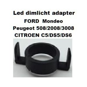 LED Dimlicht adapter voor Ford, Peugeot, Citroen 2st