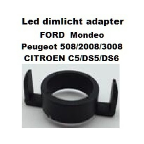 LED Dimlicht adapter voor Ford, Peugeot, Citroen 2st