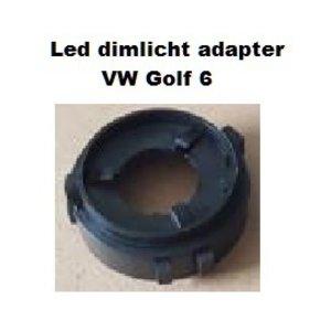 LED Dimlicht adapter voor VW Golf MK6 en GTI 2st