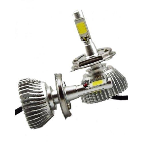 COB LED Breedstraler, mist, stuur of dim -licht set 2200LM per lamp