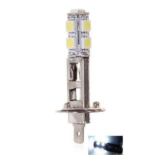 H1 9 LED SMD 5050 (Dagrijverlichting / breedstraler)