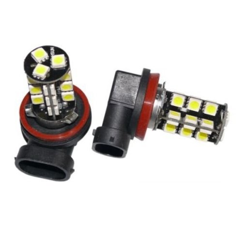 H11 canbus led 27x 5050 SMD Xenon wit