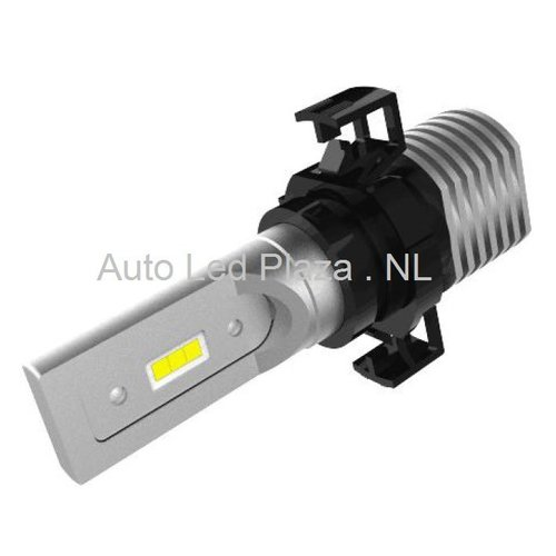 CSP LED H16 Dimlicht 4000LM 6000K LED compact