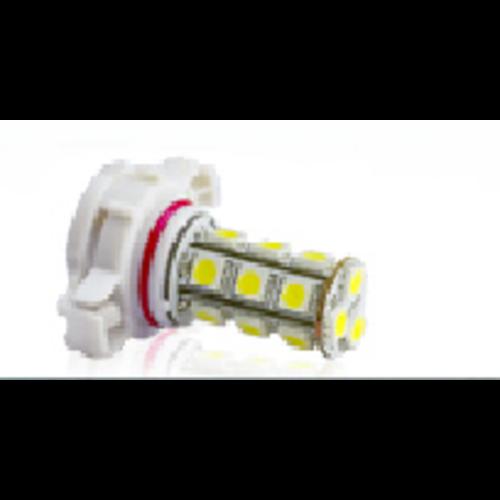 H16 psy24w 18X 5050smd LED (Dagrijverlichting / breedstraler)