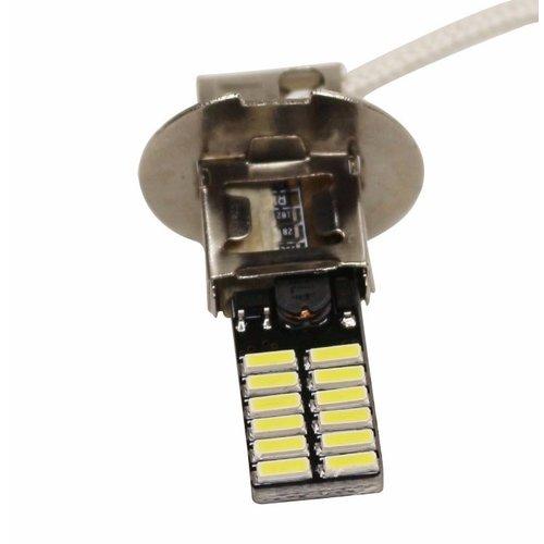 H3 24x 4014SMD LED 6500K 320LM