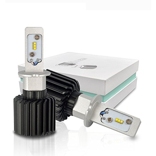 L-zes H3 L-ZES LED dimlicht set 4000LM 6500K