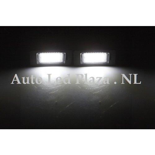 BMW LED kenteken verlichting