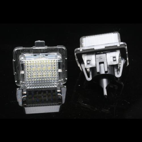 Kenteken LED unit set Mercedes type 1