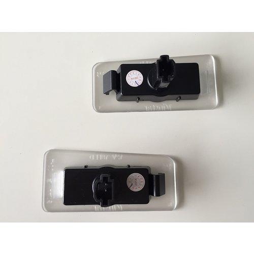 Kenteken led units (links-rechts) geschikt voor Hyundai