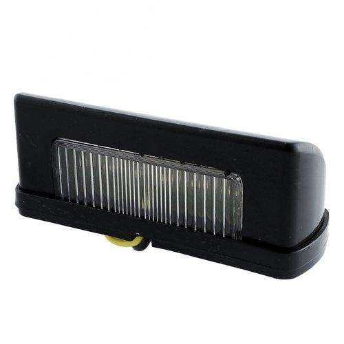 LED kenteken unit 6x LED 12V/24V