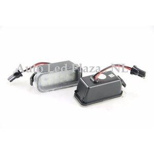 LED kenteken verlichting geschikt voor Ford