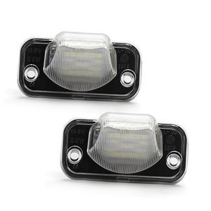 VW Kenteken LED unit set voor o.a. T4 transporter en Caddy