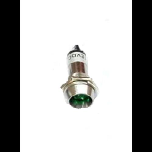 Led indicator module 12V DC Groen