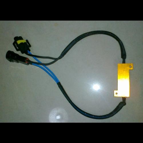 H11 LED DECODER 50W 8 OHM weerstand  set a 2 stuks