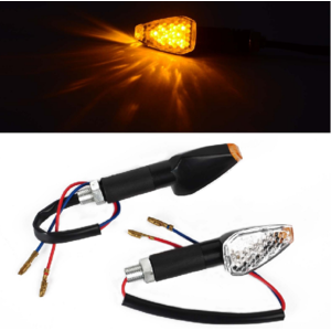 2X 12V LED knipperlicht set
