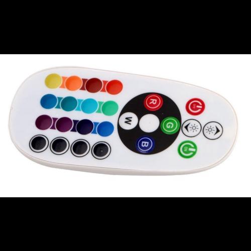 2x 24leds RGB LEDPANEL incl, remote controll