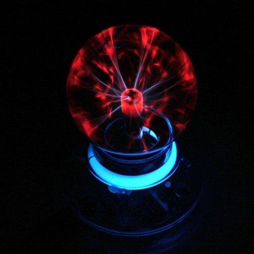 12V Plasma bol met neon en muziek sensor