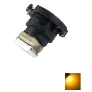 T4.7 1x 5050smd LED : Geel/Amber
