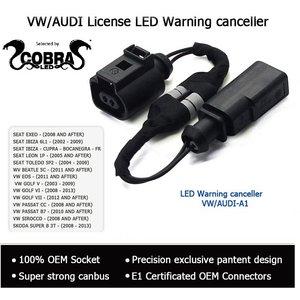 Cobra LED Cobra  VAG Canbus weerstand set a 2 stuks type A1