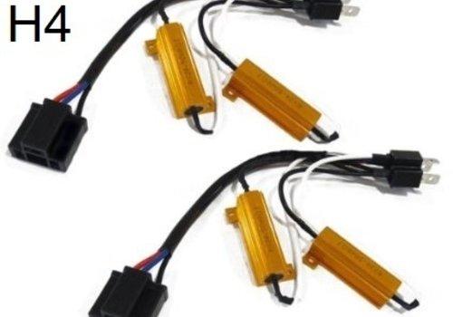 Plug and play resistors