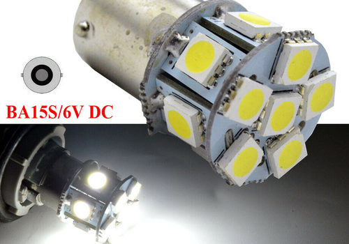 6V led verlichting
