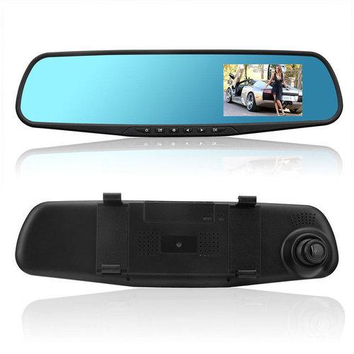 Binnenspiegel DVR met ingebouwde monitor