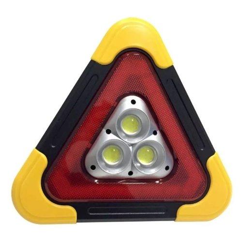 styleparts Rode Led gevaren driehoek met werklicht en powerbank functie
