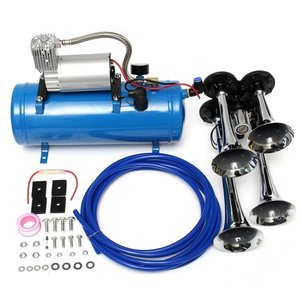 styleparts Train horn set incl compressor 12V