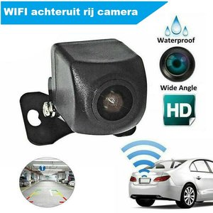 150° WiFi Wireless Car Rear View Cam