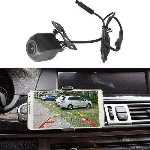 150° WiFi Wireless Car Rear View Cam Backup Reverse Camera For iPhone Android ios