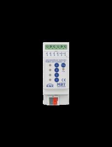 MDT 4 kanaals LED-controller 2/4A, DRA, Voor 12 / 24V CV LED  of RGBW, TW
