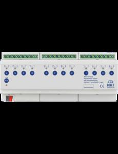 MDT Schakelactoren AMS / AMI met  stroommeting  8 voudig 16A,  C-Last 140µF