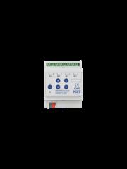 MDT 4 voudige Schakelactoren AKS  Standaard 16A C-Last 140 µF