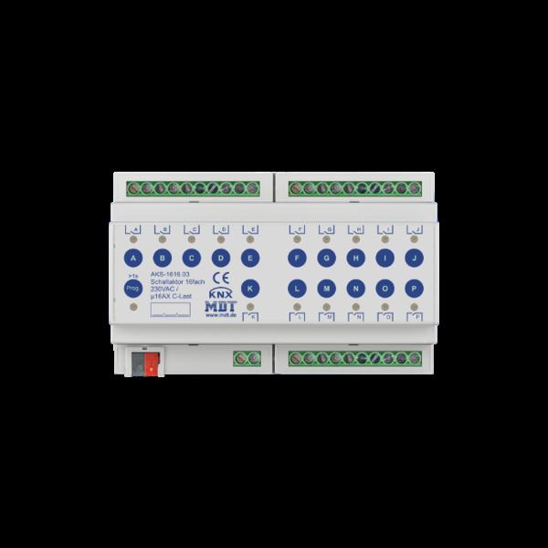 MDT 24 voudige Schakelactoren AKS  Standaard 16A C-Last