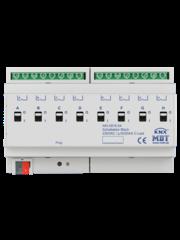 MDT Schakelaktor AKI Industrie 8 voudig 16/20A, C-Load 200µF