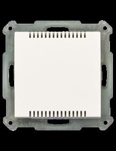 MDT Kamertemperatuursensor Inbouw 55 mm, zuiver wit mat of glanzend