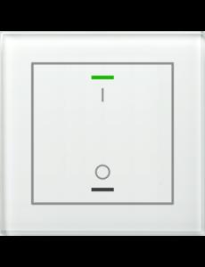 MDT Glastaster II Light 1-voudig I/O Symbol met temp. sensor